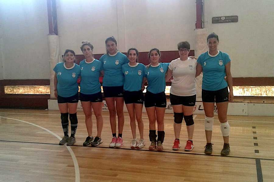 Culminaron los torneos de Hockey y Voley